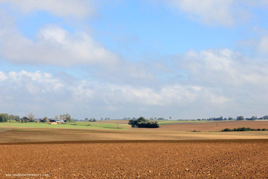 Battlefield tours of Mouquet Farm