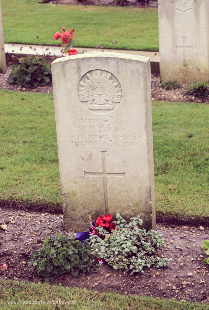 Battlefield tours in the Somme