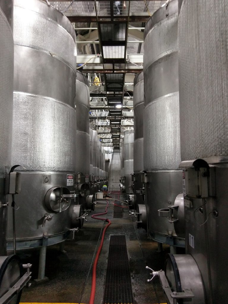 margaret-river-wineries-Leeuwin-estate-wine-vats